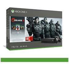 MICROSOFT Xbox One X - Bundle Gears of War 5
