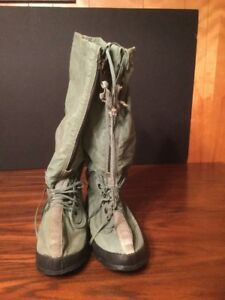 168fe4adaa6 Details about Mukluk N-1B Snow Extreme Cold Weather Boots military Army  Surplus Medium