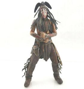 "The Lone Ranger 7/"" inch Movie Figure Neca 2013 Johnny Depp TONTO"