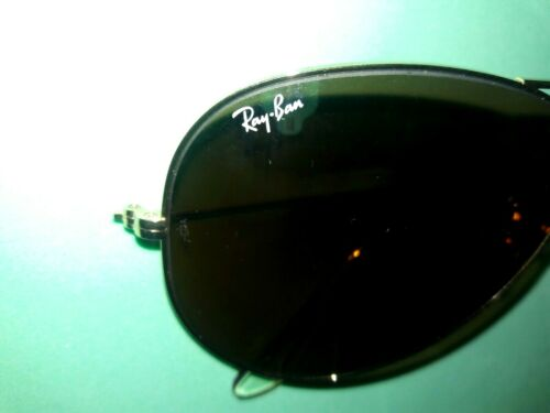 Vintage 80s Ray Ban Aviator Sunglasses Bausch Lomb