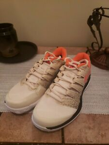 best loved 8c3e3 8f504 Image is loading Nike-Air-Zoom-Vapor-X-Clay-Tennis-Shoes-
