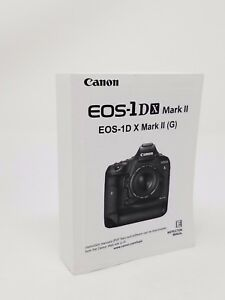 canon eos 1dx mark ii genuine instruction owners manual book rh ebay com canon eos 1d mark ii manual canon eos 1d mark ii manual