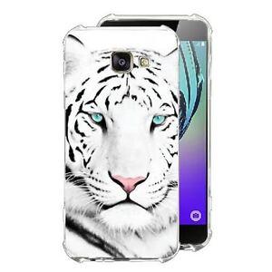 Details about Case samsung galaxy s 8 (g 950 f) - white tiger pattern- show original title