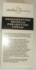 1 Studio 35 Beauty Regenerating Wrinkle Prevention Anti-Aging Cream ~ 1.7 oz. ~