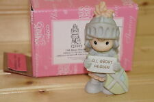 Precious Moments 525952 All About Heaven-Mini Nativity Addition- MIB