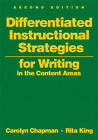 Differentiated Instructional Strategies for Writing in the Content Areas by SAGE Publications Inc (Hardback, 2009)