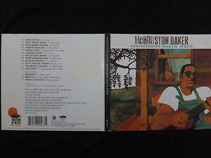 RARE-CD-MCHOUSTON-BAKER-MISSISSIPI-DELTA-BLUES