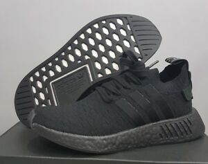 le adidas nmd nmd nmd r2 pk w triple black by8525 autentico veloce bcca06