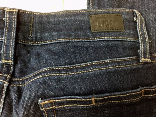 Jean Crop fonc skinny bleu Cameron Verdugo extensible Paige 25 qU4zxSF