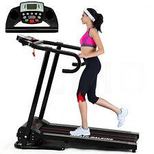 New 1100W Electric Motorized Treadmill Folding Running Gym Fitness Machine