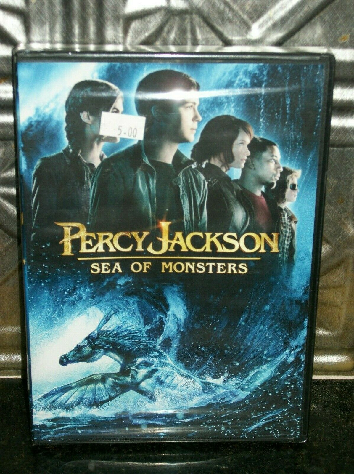 Percy Jackson Sea Of Monsters 2013 For Sale Online Ebay