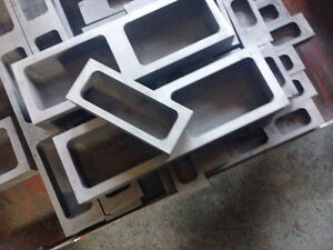 Molde-de-fundicion-lingote-de-Grafito-Oro-Plata-Horno-de-fundicion-fundicion-de-metal