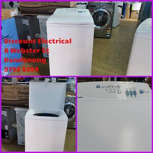 Fisher Paykel Quicksmart MW511 Washing Machine WITH 3 MONTHS WARRANTY
