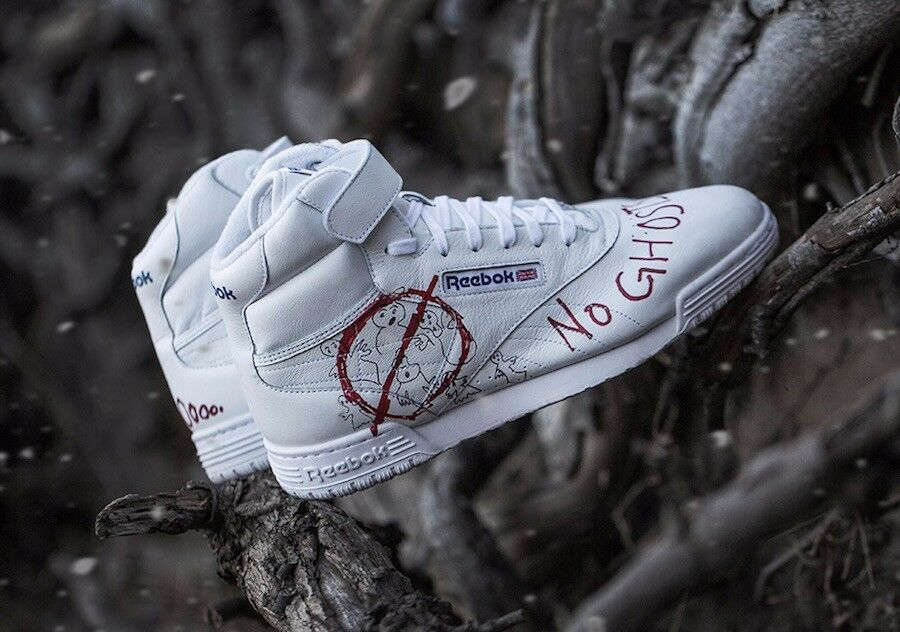 STRANGER THINGS X BAIT X REEBOK EX-O-FIT CLEAN HI BAIT EXCLUSIVE