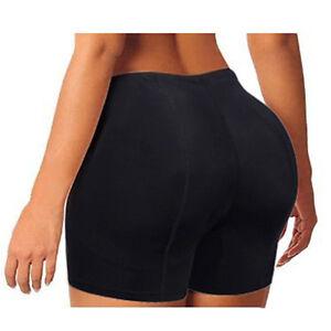 796fe0d58b Butt Lifter Hip Enhancer Padded Panty Removable Booty Pads Boyshorts ...