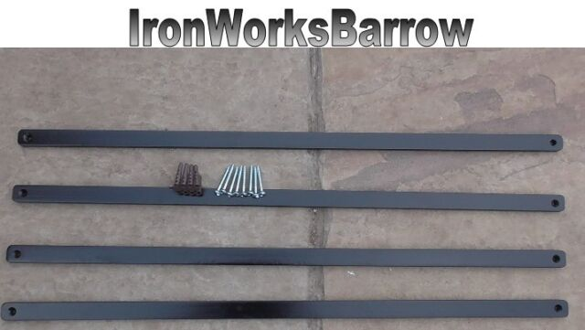 Window security bars flat bar grill grilles garage shed business shop outhouse