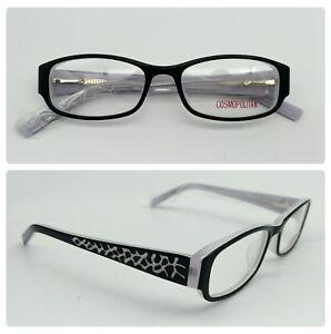 image is loading new cosmopolitan eyeglasses frames glasses shocker black 50 - Ebay Eyeglasses Frames