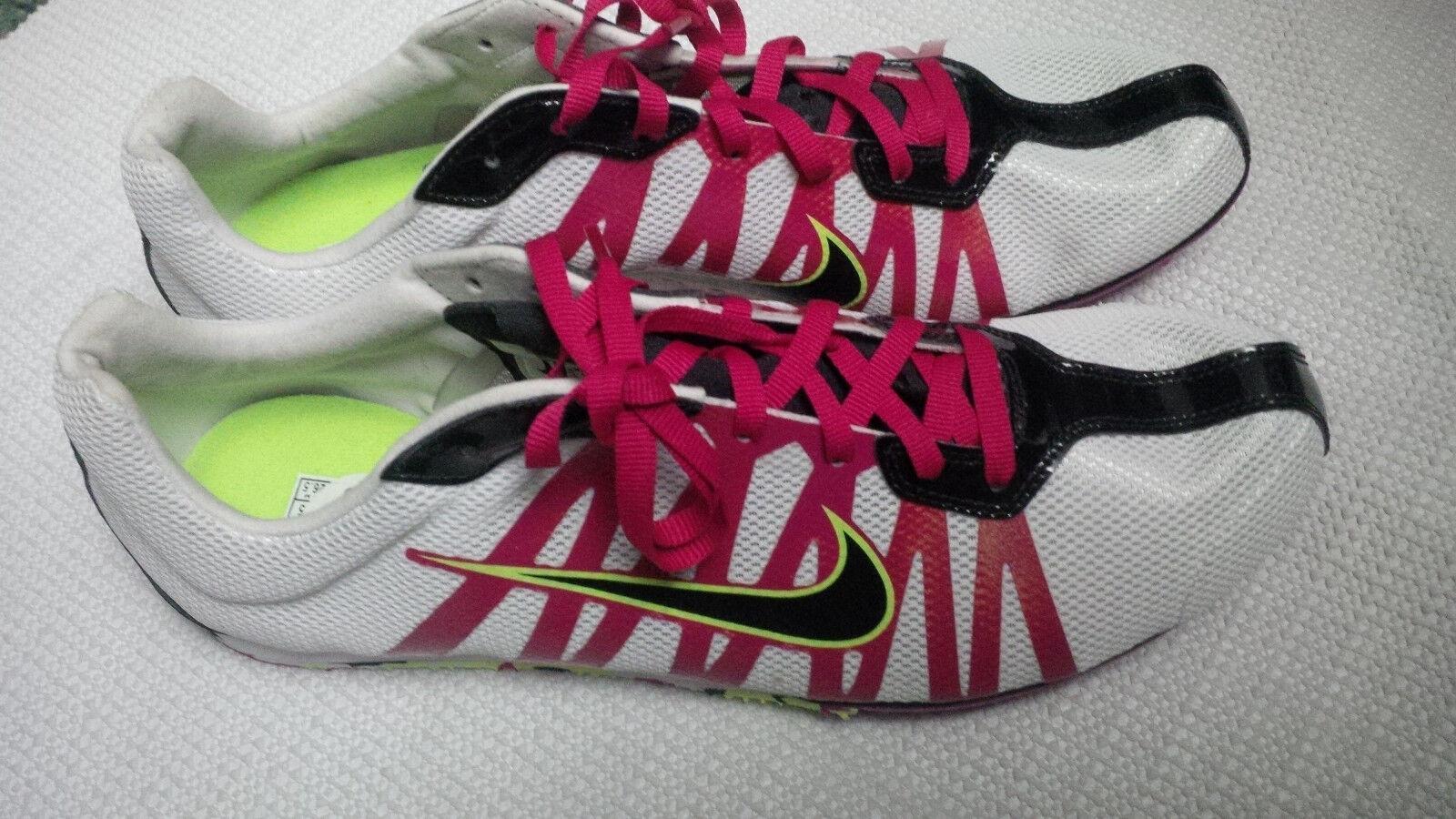 Nike Zoom rival rival rival D V Track & Field Shoe- Style 414533-102 8b4b88