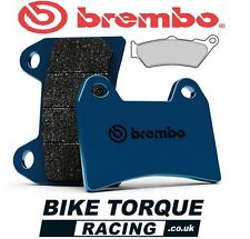 BMW R1200 GS W/C Adventure 13> Brembo Carbon Ceramic Rear Brake Pads