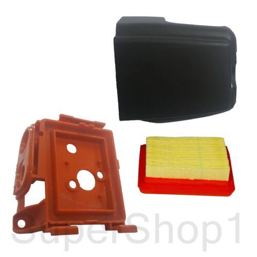 Boîtier à filtre capot Filtre à air pour Stihl Tondeuse FS120 FS200 FS250 Tracking