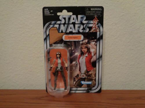 """Wave 3 IN HAND Star Wars 3.75/"""" Vintage Collection Doctor Aphra VC129"""