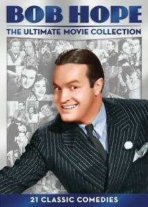 Bob-Hope-The-Ultimate-Movie-Collection-21-Classic-Comedies-10-Disc-DVD-NEW