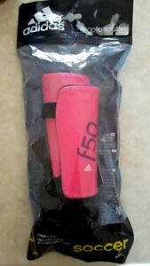 ADIDAS-Junior-Ankle-Guard-Size-Medium-Soccer-Football-Shield-F50-Sock-Hard-Shell
