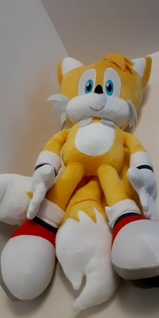 4pcs Sonic The Hedgehog Tails Series 8 Plush Doll Stuffed Animal Toy Rare Gift For Sale Online Ebay