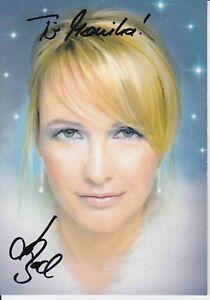 Kristina-Bach-Musik-Autogrammkarte-original-signiert-366832