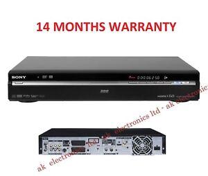 sony multi region free hdmi rdr hxd970 250gb dvd hdd recorder rh ebay it sony rdr-hxd970 service manual sony rdr-hxd970 service manual