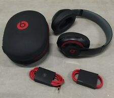 Beats by Dr. Dre Studio 2.0 Wired Over Ear Headphones - Glossy Black