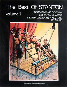Lo Mejor De Stanton Vol .1 – francés – S/M Erotismo Bondage-mbd/l'scarabée alargue 1987-  ver título original - España - Lo Mejor De Stanton Vol .1 – francés – S/M Erotismo Bondage-mbd/l'scarabée alargue 1987-  ver título original - España