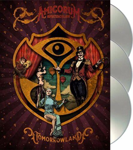 "1 von 1 - Various Artists ""tomorrowland - amicorum spectaculum"" 3CD-Set NEU 2017"