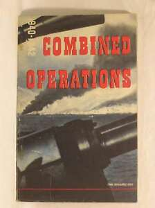 Combined Operations 19401942 HMSO His Majesty039s Stationary Office Good Book - Dundee, United Kingdom - Combined Operations 19401942 HMSO His Majesty039s Stationary Office Good Book - Dundee, United Kingdom