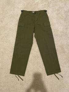 Wtaps MILL Trousers NYCO Ripstop Cargo Pants Size 1