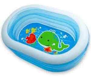 Bälle Intex Oval Whale Fun Pool