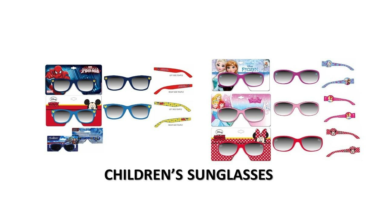 dd2c85bdb CHILDREN'S/BOYS/GIRLS CHARACTER SUNGLASSES - GEORGE/PEPPA PIG ...