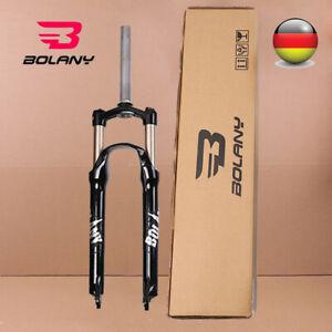 BOLANY-26-27-5-29-034-MTB-Federgabel-Gabel-9mmQR-Mechanische-Fahrrad-Gabel-MTB-Fork