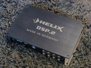 Details about HELIX DSP 2 8-CHANNEL EISA 2019 WINNER THE BEST DSP,  DIGITAL-IN, MADE IN GERMANY