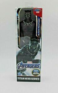 Avengers-Marvel-Titan-Hero-Serie-BLACK-PANTHER-12-034-ACTION-FIGURE-NEW