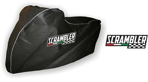 Breathable-Indoor-Motorcycle-Dust-cover-Fits-Ducati-Scrambler-Classic