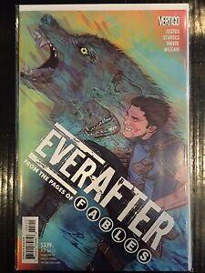 Everafter-3-NM-1st-Print-Vertigo-Comics