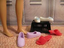 "High School Musical HSM GABRIELLA Sharpay 10.5"" Doll Shoes Fits Skipper-Lot 5"