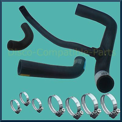 Stainless Steel Hose Clamp Kit Land Rover Discovery 200 TDi Radiator Hose