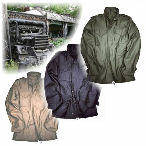 New Original Alpha Industries M-65 Field Jacket Parka