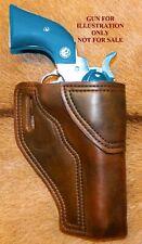 Gary Cs Leather Avenger Revolver Owb Holster For Ruger New Model Vaquero 4 58
