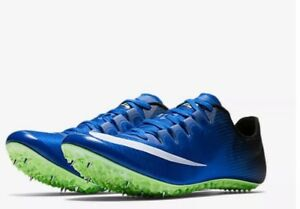 fois une Sz porté Spikes Nike Elite Zoom Superfly 11 Racing 1Bnpwzq