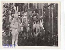 May McAvoy cute bunny Ben Lyon VINTAGE Photo The Savage