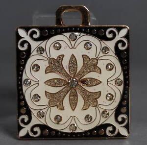 Cloisonne-Enamel-Necklace-pendant-Chinese-Ethnic-culture-Mandala-Talisman