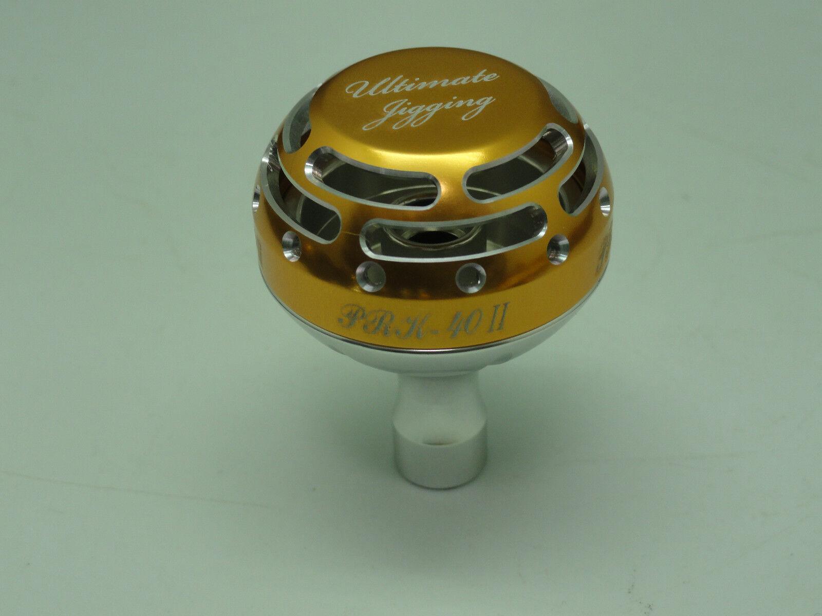 U.J. PRK 40 type II Knob for SHIMANO Stella SW 5000 - 20000 Twinpower reel GD SV